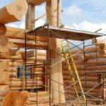О дереве в строительстве