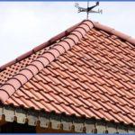 Полимерпесчаная черепица для строительства крыш домов