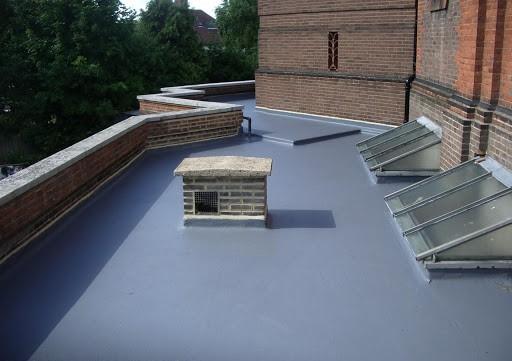 мастика на крыше