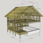 Конструирование загородного дома самостоятельно