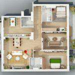 Планировка квартиры - важный пункт при выборе жилья