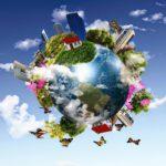 Строительство загородных домов в мире