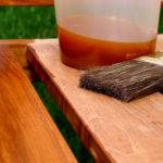Обработка древесины от гниения и влаги