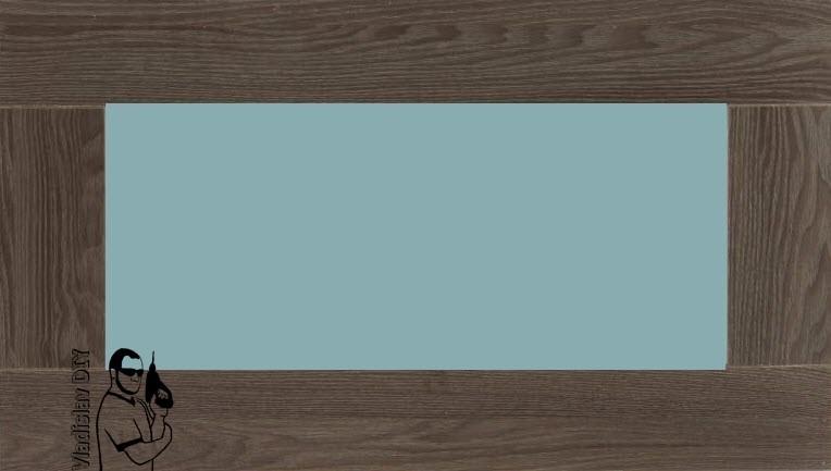 Фасад шкафа со стеклом