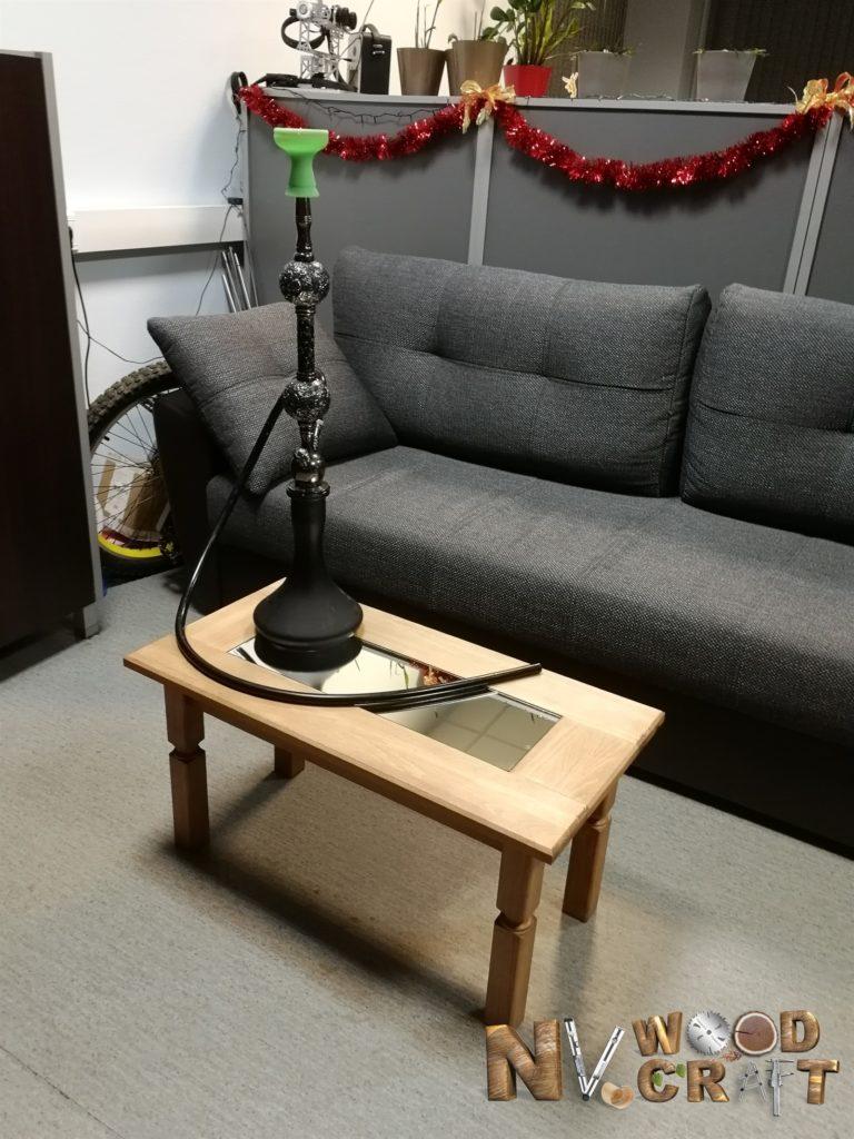 Журнальный столик в офисе