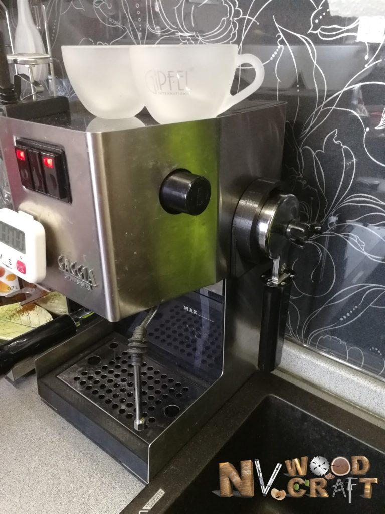 держатель портафильтр для кофемашины Gaggia Classic