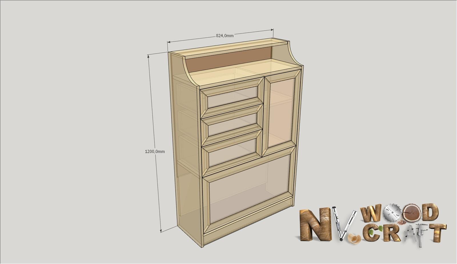 программа для 3д моделирования мебели